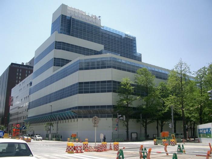札幌三井ビル工事を承りました。