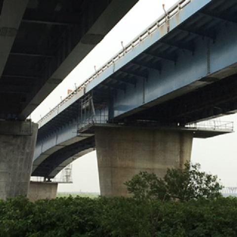 札幌大橋工事を承りました。
