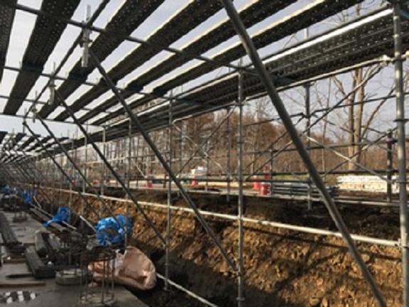 中沼リサイクルセンター工事を承りました。