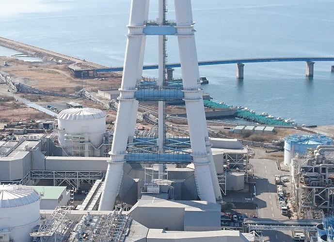 碧南火力発電所工事を承りました...
